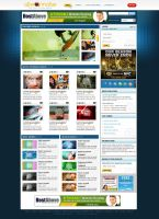 Web 2.0 Video site by vinoyd