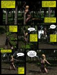 Jungle Girl Comic 1 by RustyShackleford123