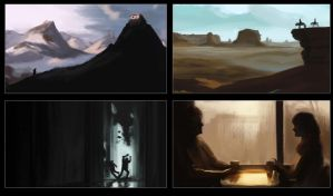 Quickpaint compilation by Revan-svk