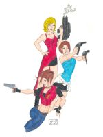 Resident Evil Vision by oathkeeper6
