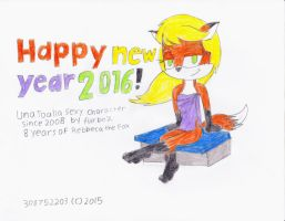 Happy New Year 2016! by ricol-wildcat