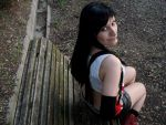 The time has come , Tifa by HittenDesign