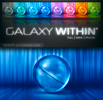 Galaxy Within II RAINBOW PACK by think0