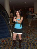 DragonCon 2008 - Jill by GreenElfie