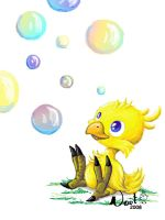 Chocobo by noot