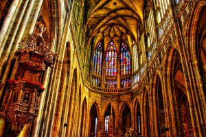 Cathedral Praha by JoostvanD