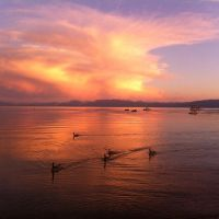 Lake Tahoe by SAnneM