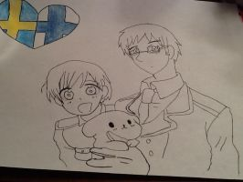 APH: SuFin/ THANKS FOR THE 140+ WATCHERS! by ThatNekohacker