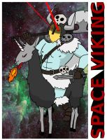 Space Viking by Dese-M