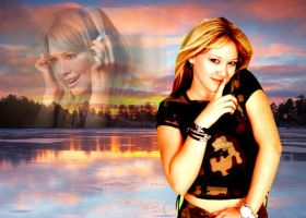 hilary duff by gothicprincess101