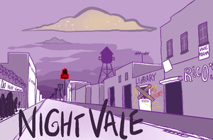 Welcome to Night Vale by TheBlackFalcon