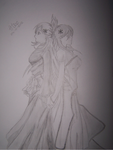 Orihime and Orihime by Evil-Alice8