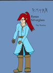 Renee Silverglass by Dream-Dragoness