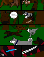 Wolf Tracks page 78 by alicesapphriehail