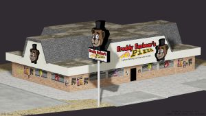 Freddy's Pizzaria 1.1 (wip) by GinoPinoy