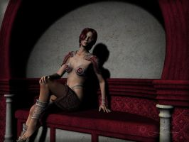 Waiting by Qutey