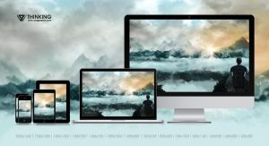 THINKING Wallpaper-pack by wellgraphic