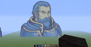 Old Hector Minecraft by slygirl1999