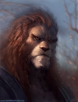 Lion O by DaveRapoza