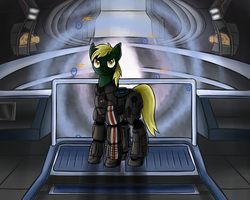 Mass Effect Pony-Redux by EROCKERTORRES
