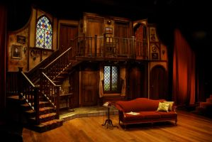 Noises Off Onstage 1 by Swolf330