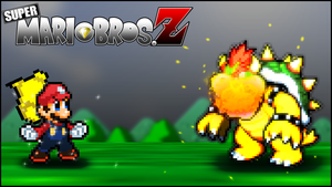 Battle#02 - Super Mario vs. King Bowser by xXBrawlStudiosXx