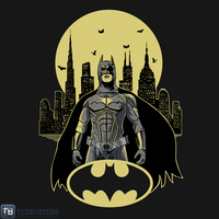 'The Dark Knight' by sologfx by Teebusters