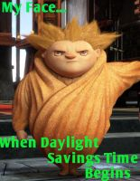 Daylight Savings Time by ShamanGirl1