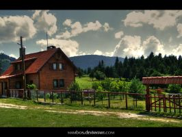 Chalet HDR by MaMBoS