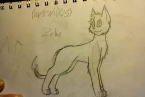 Zeke by etchedStone