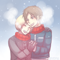 Happy Eremin Week by chibiphlosion