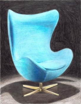 Chair Painted by doaseiki
