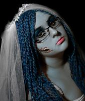 Corpse Bride Make-up by KatieAlves