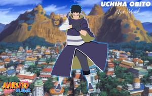 Uchiha Obito from Naruto 607 by Toroi-san