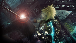 Cloud Strife by Garcho