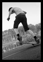 Skateboarding by P-Photographie