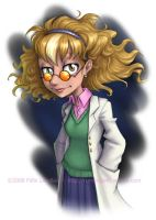 Francine, Obsessed Scientist by falingard