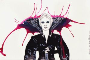 Charlize Theron by AnoukvanderMeer