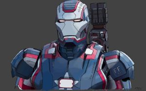 Iron Patriot by DjPerisH