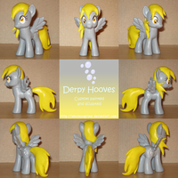 Derpy Hooves custom by AleximusPrime
