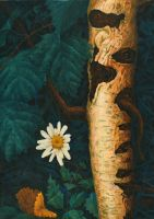 Birch and camomile by AldemButcher