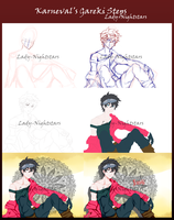 Gareki Step by Step by Lady-Nightstars