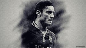Francesco Totti by hshamsi by Hshamsi