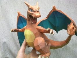 The Charizard by MichelCFK