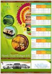 Flyer design for  a Travel Agency by sibinps