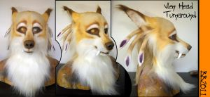 Vlen Head Turnaround by Magpieb0nes