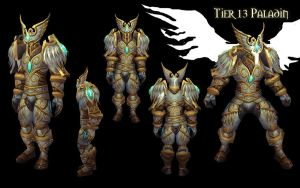Paladin Tier 13 fixed.. by Vanguard-ike