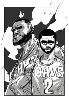CAVS by milkyliu