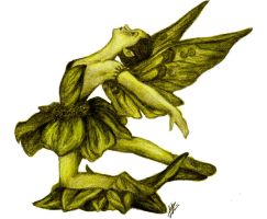 Faerie of the Woods, v2.0 by sunfairyx