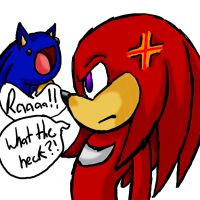 Retarded Sonic by TalaSoyala97